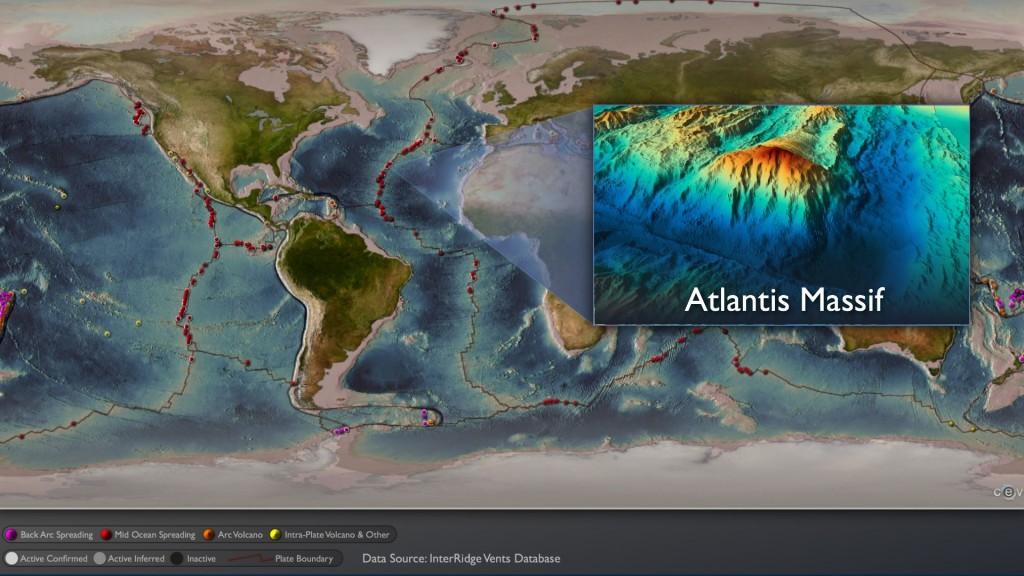 Atlantis Massief