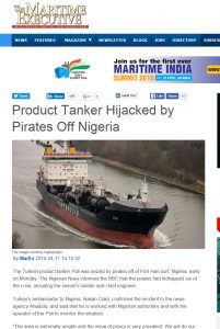 Piraterij