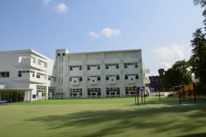 Seishin-Tokyo_Sacred-Heart-School-New_Building