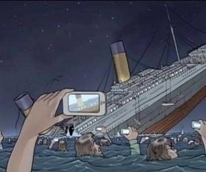 funny-titanic-sinking-comic-phones
